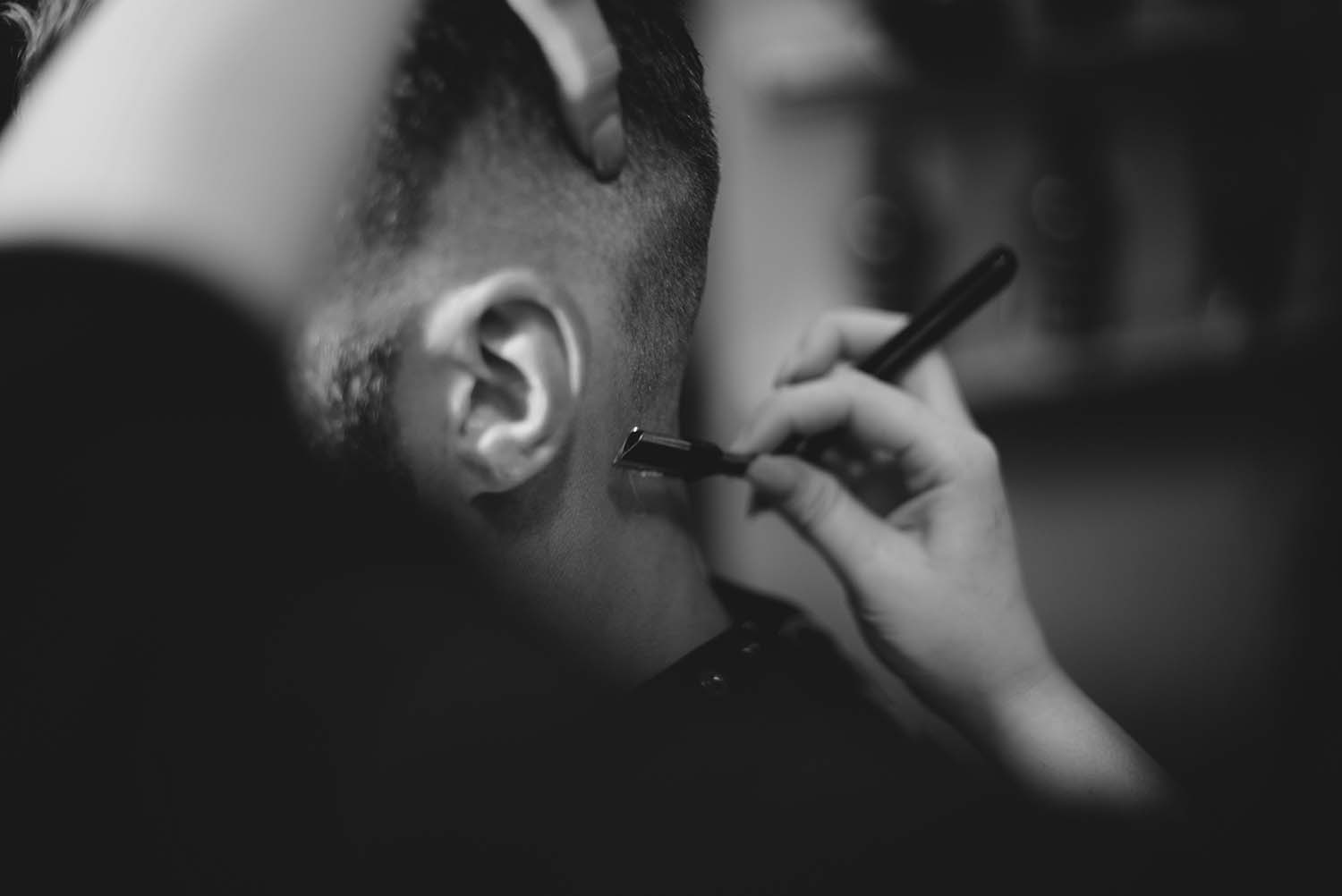 Weldon Barber Services Haircut