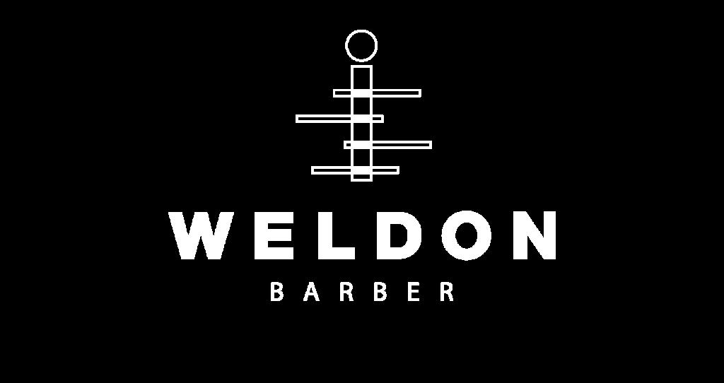 Weldon Barber Logo Front Page